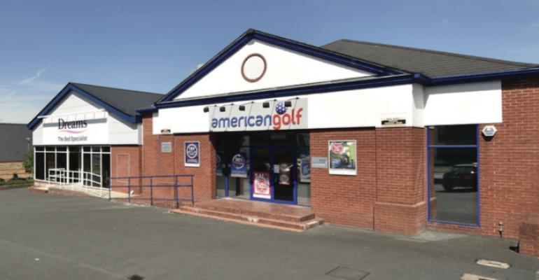 Retail warehouse investment premises in Preston